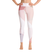 Multi Geometric Yoga Pants