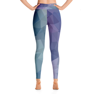 Jewel Tone Yoga Pants
