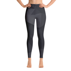 Black Prism Yoga Pants