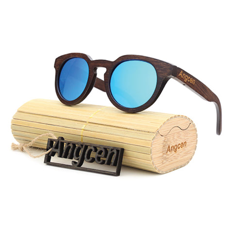 Wooden Sunglasses #05
