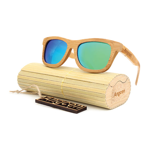 Wooden Sunglasses #01