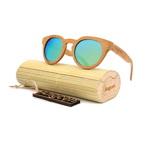 Wooden Sunglasses #02