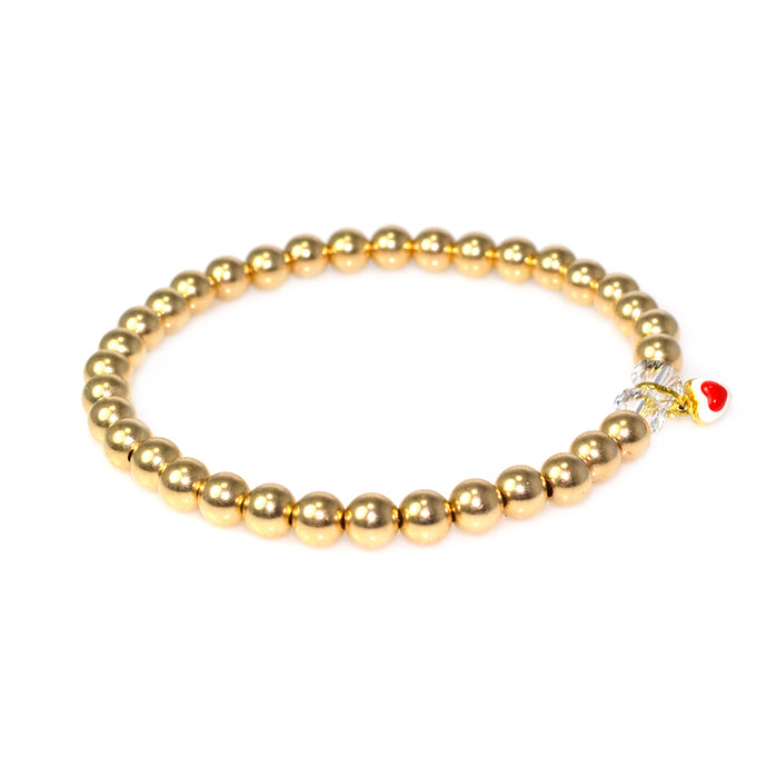 14k Solid Gold Women Bracelet