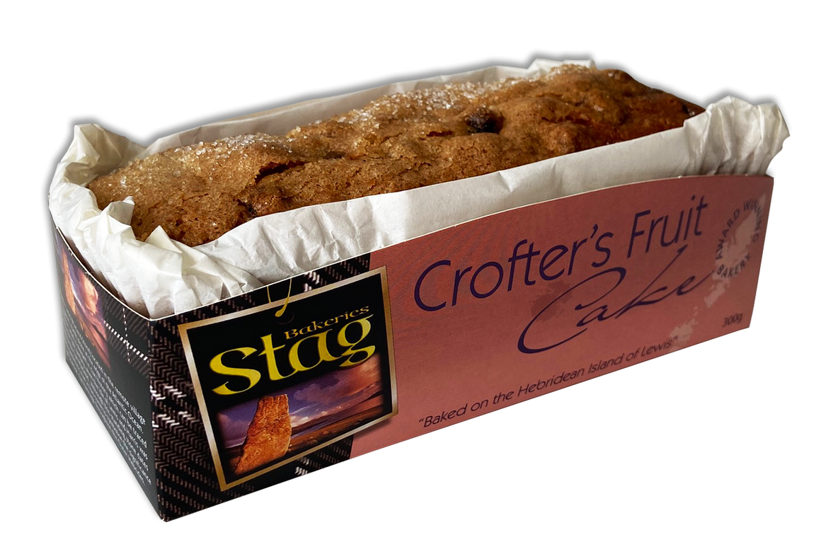 Crofters Fruit Loaf Cake