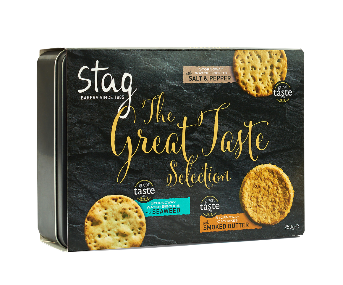 The Great Taste Selection Tin