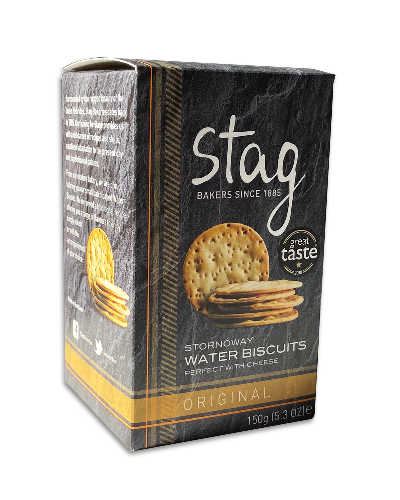 Stornoway Original Water Biscuits