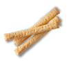Cheese Straws with Ayrshire Bonnet
