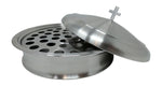 Gianna's Home Stainless Steel Communion Tray with Cover - Gianna's Home