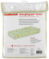 Skip Hop Baby Treetop Friends Changing Pad Cover, Multi - Gianna's Home