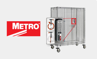 Metro Secure Storage with Keyless Entry