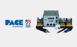 Get Your Hands on The Finest Soldering and Electronics Products from Pace