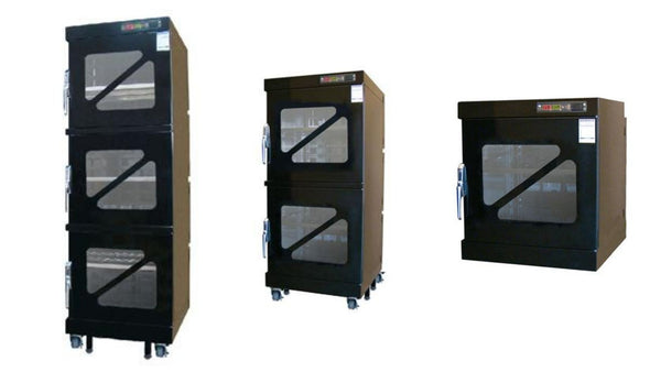 Baking Dry Cabinets from Dr. Storage