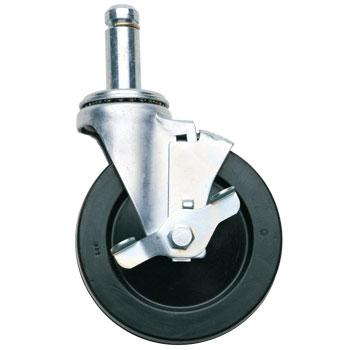 Image of a metro swivel caster