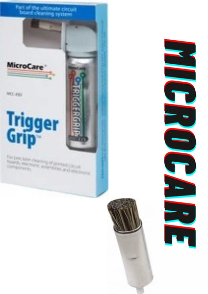 MicroCare Trigger Grip Brushes