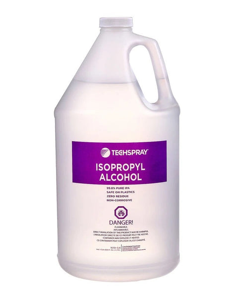Image of an Isopropyl Alcohol Bottle