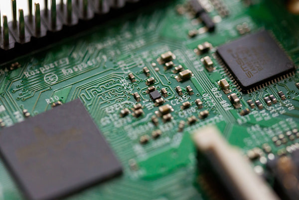 Image of a Technical Circuit board