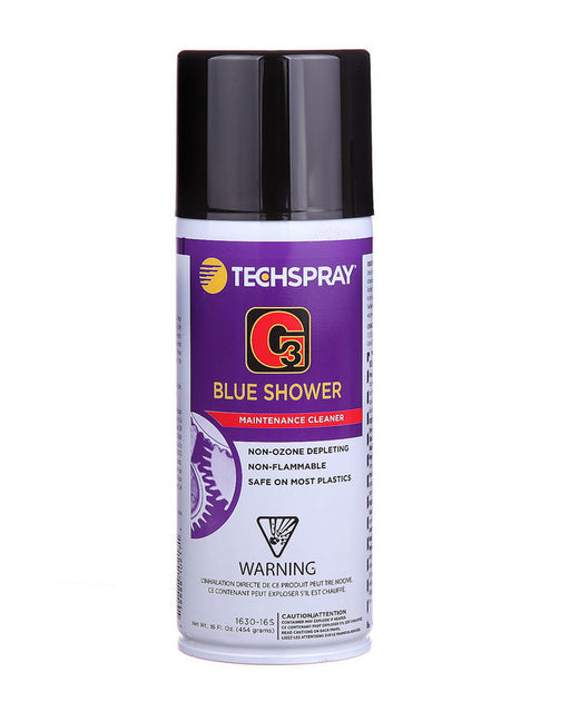 Techspray 1630-16S G3 Blue Shower Cleaner Degreaser, 16 oz