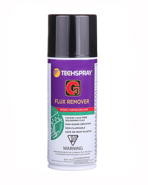 Techspray 1631-16S G3 Flux Remover, 16oz