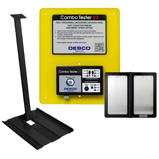 Desco_19279_ESD Tester with Stand