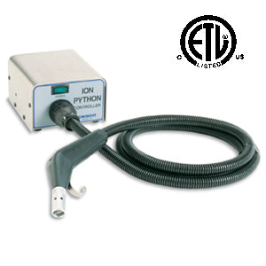 Desco 19587 Ion Python Point of Use Ionizer, NIST Calibibrated