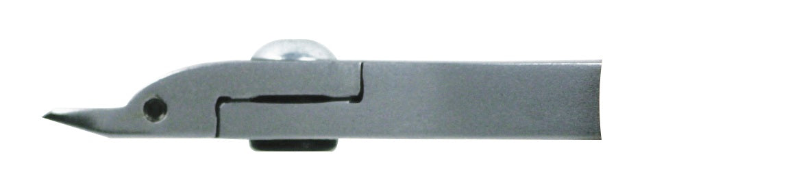 Tronex 5049 Miniature High Relief Tip Cutter, 5""