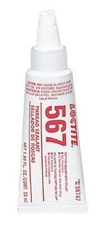 Loctite 2087067 PST 567 Thread Sealant, 50 ml tube