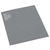 "Desco 66105 Statfree T2 ESD-Safe Dual Layer Rubber 30"" x 40' Roll Mat, Dark Grey"
