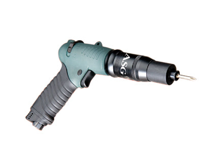 ASG 68301 HBP38 Torq2 Pistol Grip Precision Pneumatic Screwdriver 2.6 - 21 1800 7""