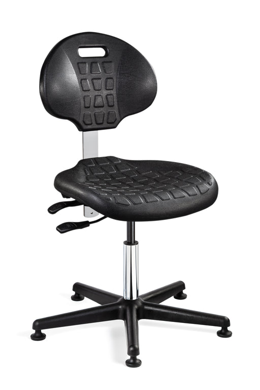 Bevco 7001C1-BLK cleanroom chair