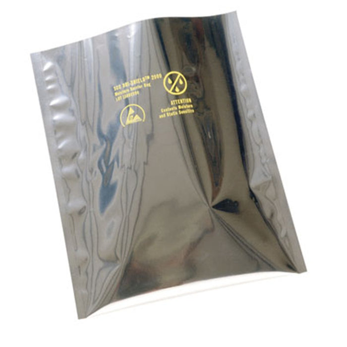 "SCS 7001012 ESD-Safe Moisture Barrier Bags, 10"" x 12"""