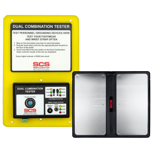 SCS 770758 Dual Combination Tester