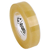 "Desco 79200 Clear ESD-Safe Tape 1"" Core, 1/2"" x 36 yds"
