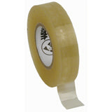 "Desco 81220 Clear ESD-Safe Tape, 1/2"" x 36 yds 1"" Paper Core"