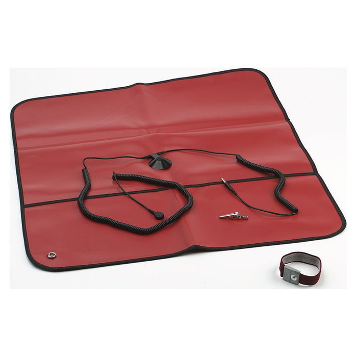 SCS 8501 ESD-Safe Portable Field Service Kit with Wrist Strap