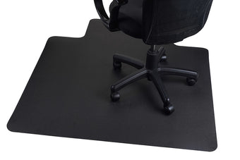 "ACL Staticide 6800 ESD-Safe Black Chair Mat, 46"" x 50"""