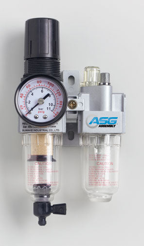 ASG 68410Filter Regulator