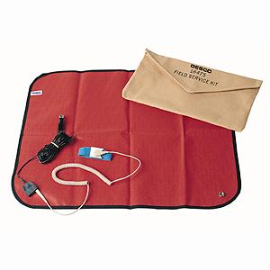 Desco 16475 ESD-Safe Portable Field Service Kit with Pouch