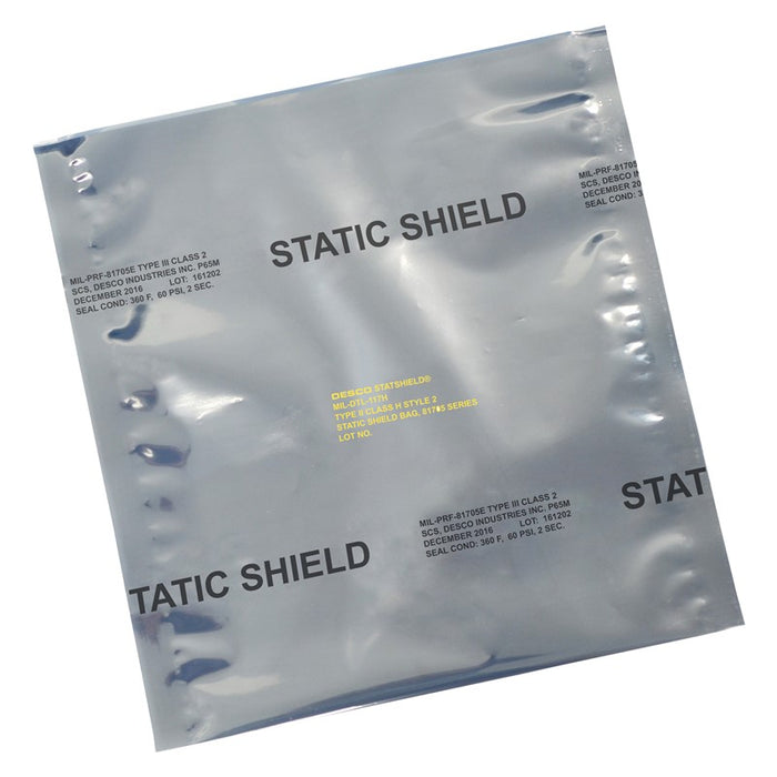 Desco 12922 Static Shielding Bags