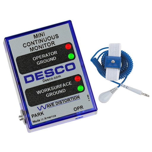 Desco 19242 Mini Monitor