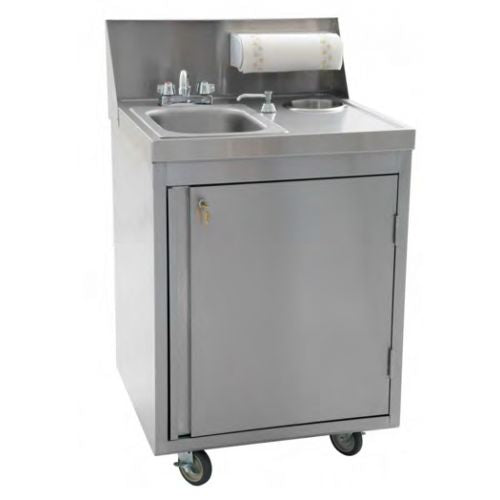 Eagle Group PHS-S-H Portable Hand Sink, with Enclosed Base