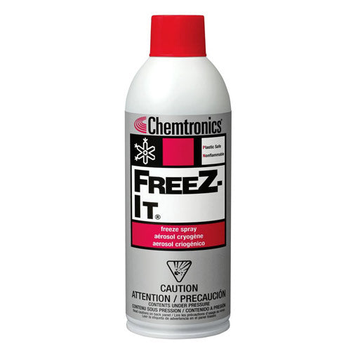 Chemtronics ES1550 Freez-It Freeze Spray, 15oz