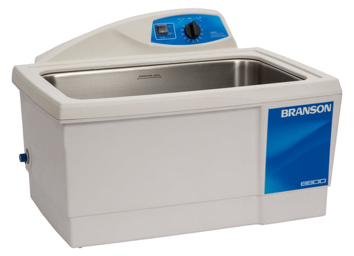 Branson M8800H Ultrasonic Cleaner with Timer & Heater, 5-1/2 gallon