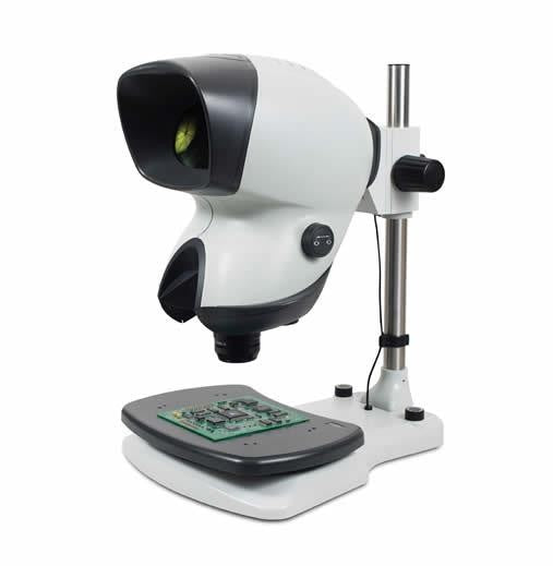 Vision Mantis MEH-001 / MBS-002 Elite Microscope with Bench Stand