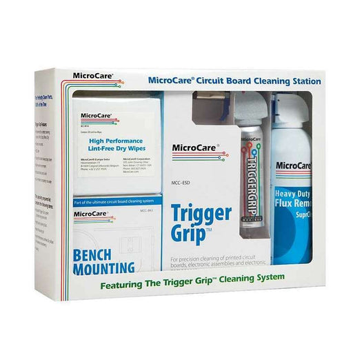 MicroCare MCC-CBCSK TriggerGrip™ Circuit Board Cleaning Station Kit