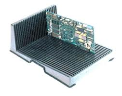 "Fancort PCBH-2L-C Conductive Rack-All Angled Back Rack, 10"" x 10"" x 5"""