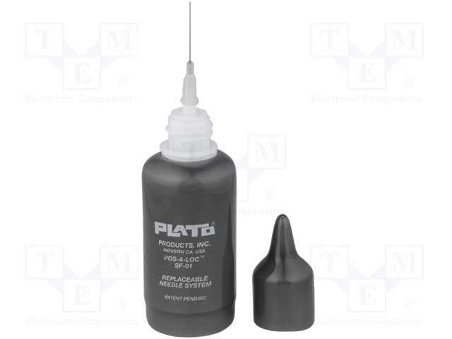 Plato SF-01 Flux Bottle two
