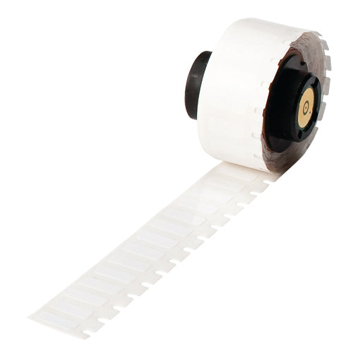 "Brady PTL-5-423 Thermal Transfer Labels for Portable Printers,  0.500"" x 0.200"""