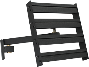 IAC QS-2012626 Dimension 4 Cup Parts Bin Rack with Swing Arm