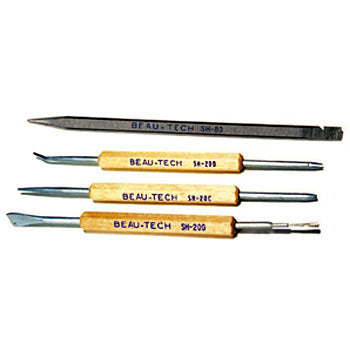 Beau Tech SH-121 Stainless Steel Soldering Aid Kit, 4 piece