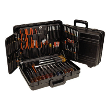 Xcelite TCMB100ST Tool Set with Molded Black Case, 88 pieces